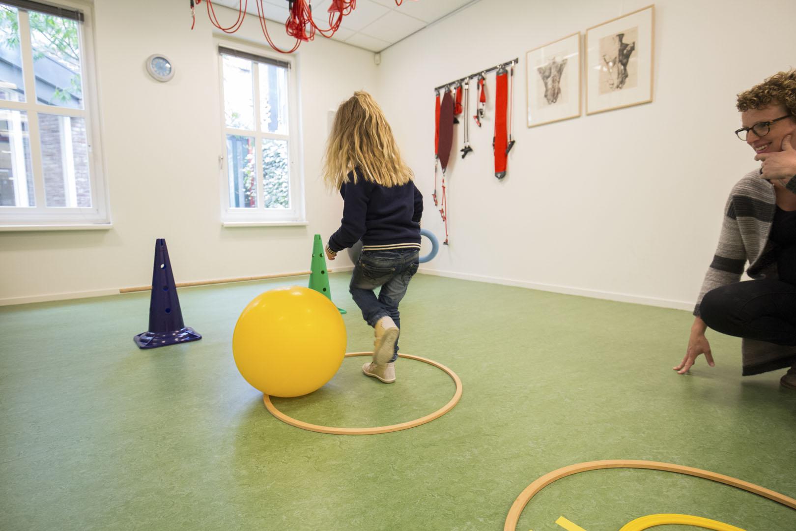 Kinder fysiotherapie Harlingen