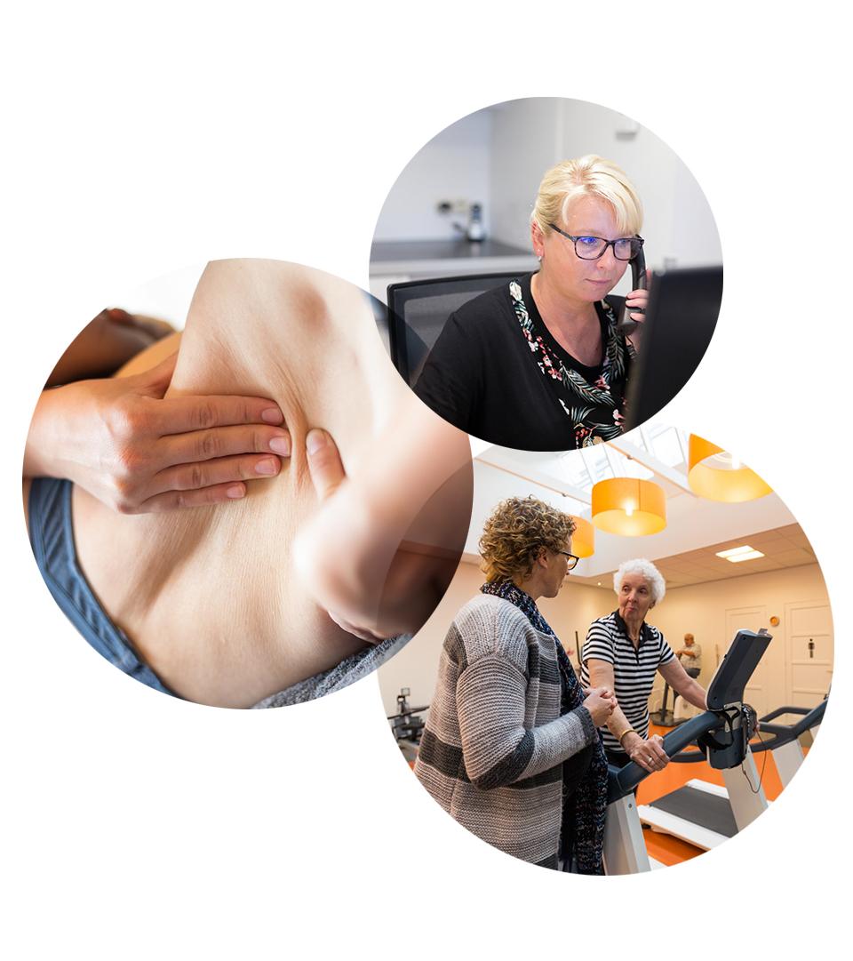 Praktijk fysiotherapie Harlingen Folder